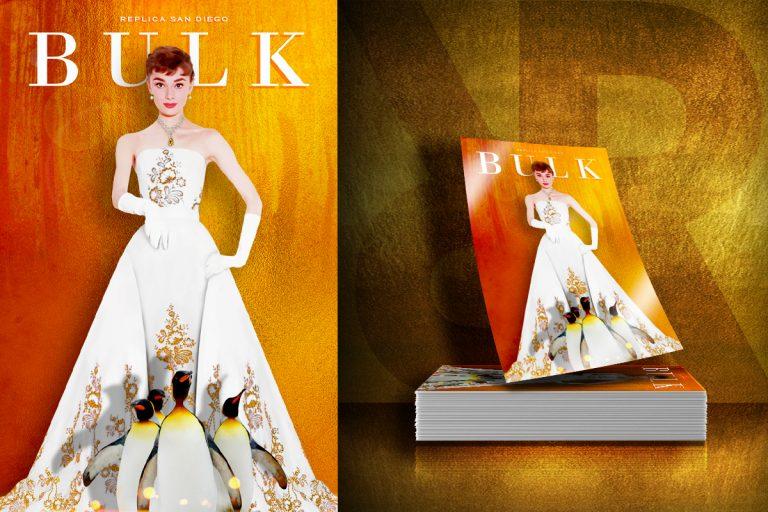 Magazine Cover Design | Photoshop