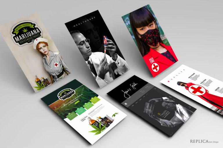 Postcard Design | Photoshop | Illustrator