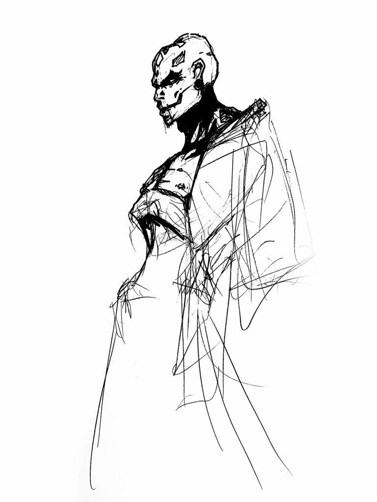 Sketch 01 | Alan Tamashiro