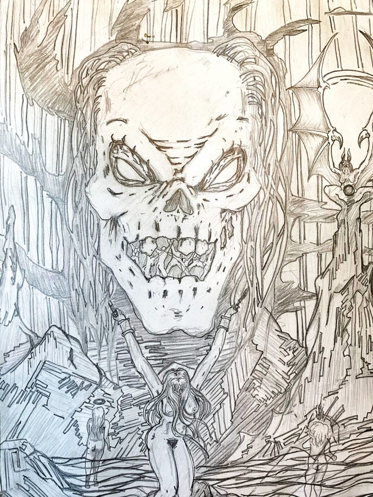 Tales from the Crypt | Alan Tamashiro
