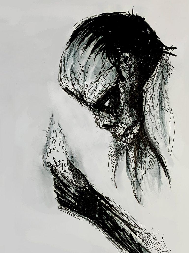 Undead 01 | Alan Tamashiro