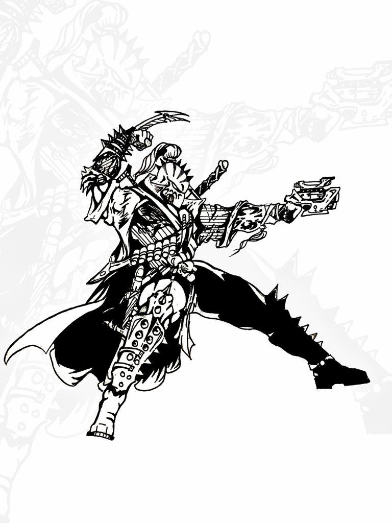 Bounty Hunter (OC) | Alan Tamashiro