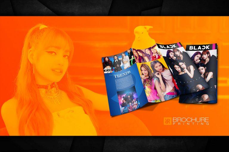 Brochure Design | InDesign • Photoshop