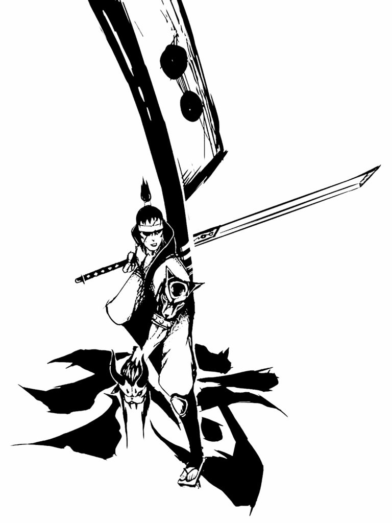 Samurai 01 | Alan Tamashiro
