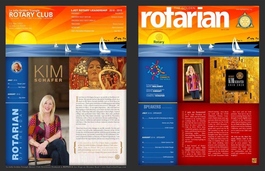 NEW   Golden Rotarian